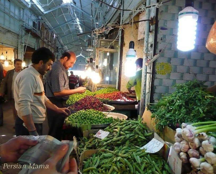 tabriz bazaar 2