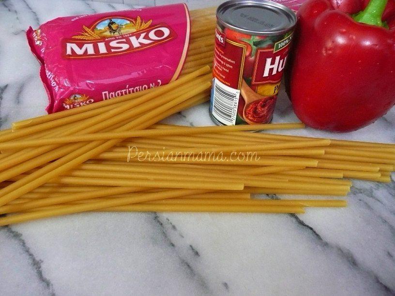 Misko Macaroni fat noodles
