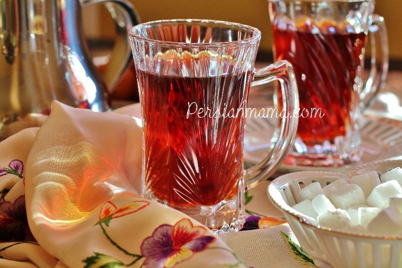 How to Brew Persian Tea