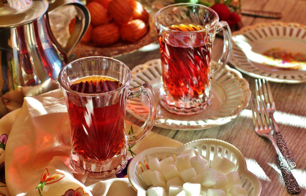 How To Brew Persian Tea Chaii چایی