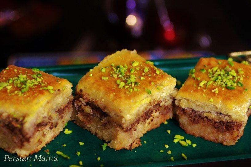 Baghlava Cake | Shabe Yalda