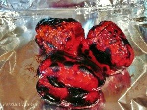 roasted bell peppers 3