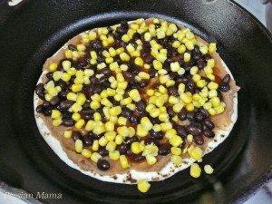 corn and black beans