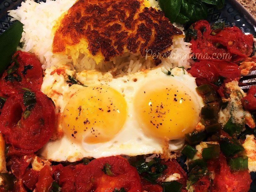 Kateh | Persian Quick Rice
