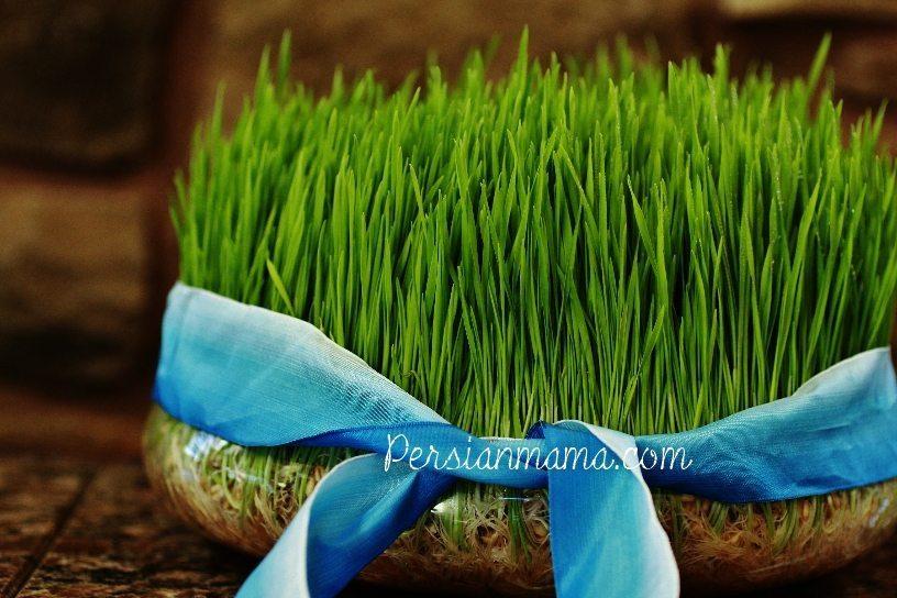 Sabzeh for Nowruz Norooz