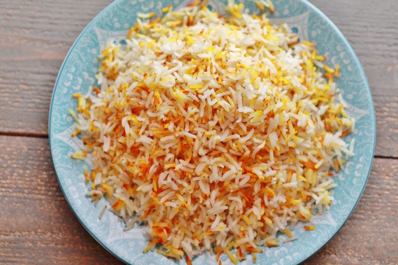 PERSIAN RICE SPICE | ADVIEH BERENJ