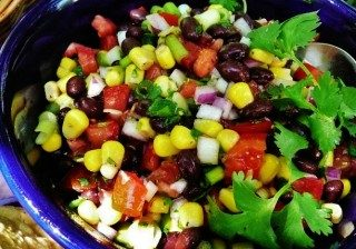 Black Bean & Corn Salsa 2
