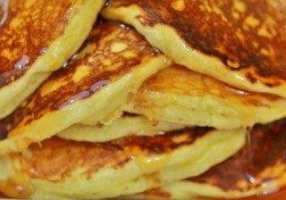Buttermilk Pancakes 5