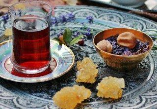Chai Gol Gavzaban - Borage Tea 5