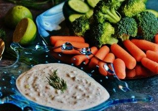 Greek Yogurt Dip 2