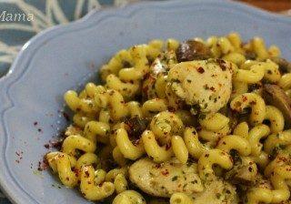 Pesto Chicken & Portobello Pasta 2